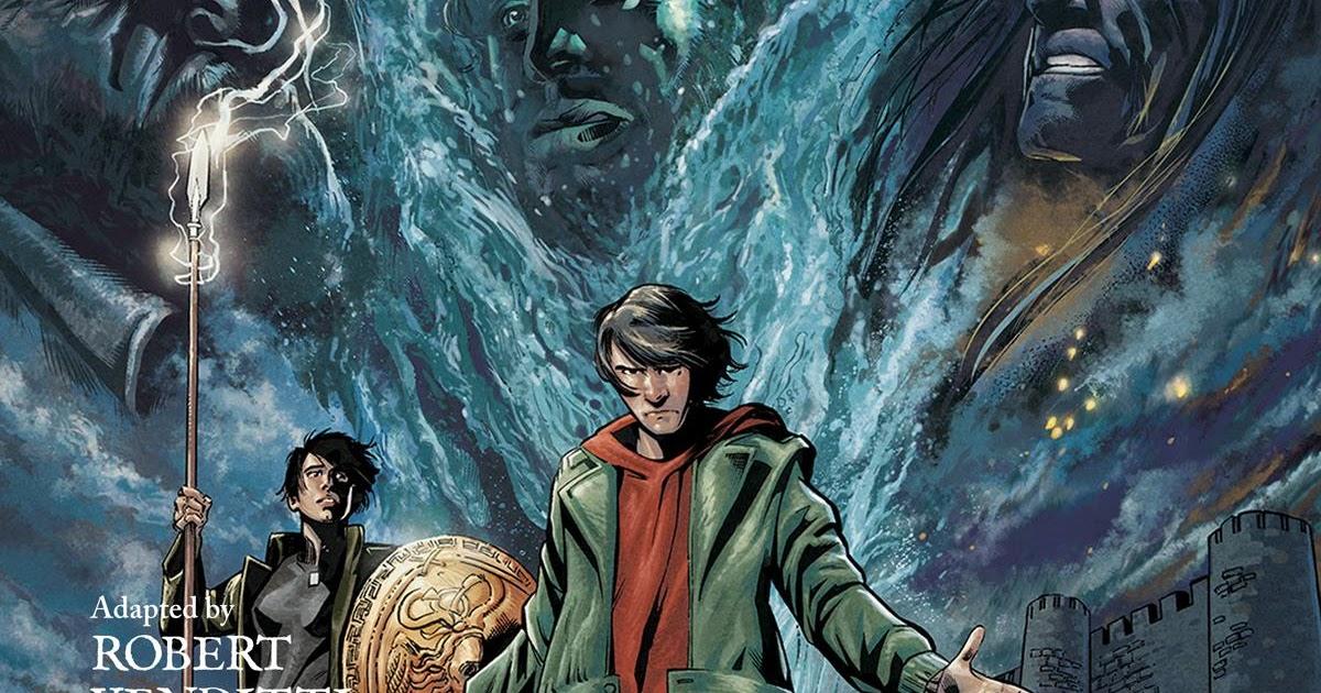 Percy Jackson Fans Unite!: The Titan's Curse: Graphic Novel!