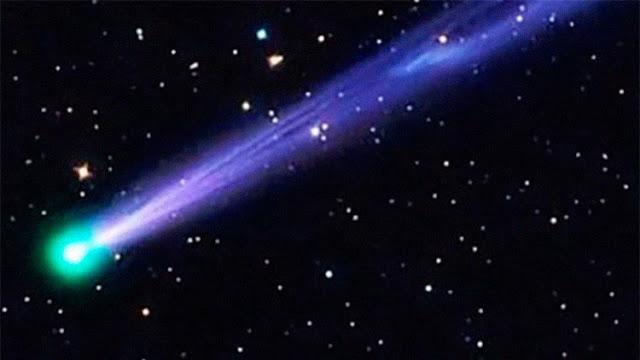 """Despida 2016 """"por todo lo alto"""": Un cometa iluminará la noche de Año Nuevo"""