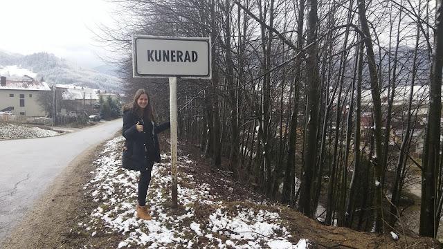 Zašla sláva zámku KUNERAD