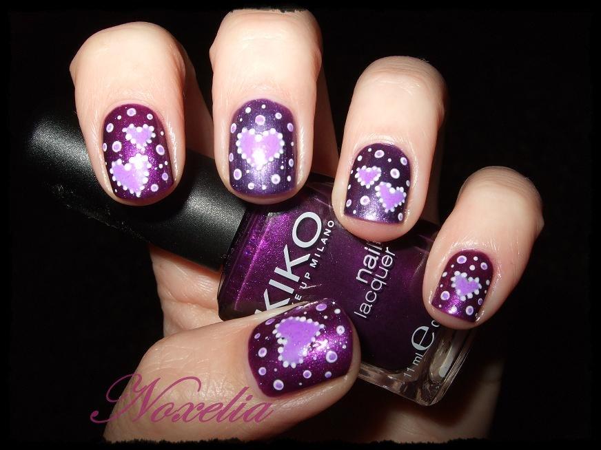 Noxelia Stamping Nail Art Look De Uñas Nº 69