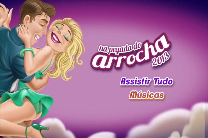 DO CD NA PEGADA MUSICAS 2013 NOVO DO BAIXAR ARROCHA