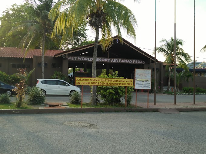 Wet World Air Panas Pedas Resort   Berbaloi-Baloi