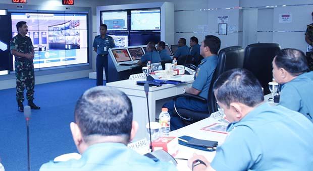 TNI AL Usir Kapal Asing Tanpa Izin