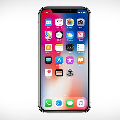Está ai o IPhone X
