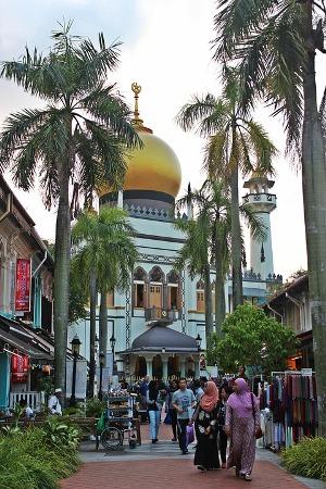 Kampong Glam, Singapura