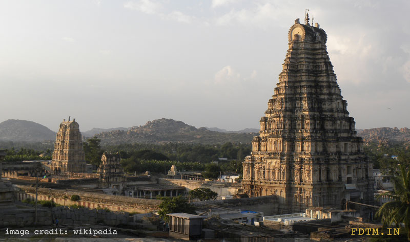 Virupaksha Temple, Hampi, Karnataka: Know The Religious Belief and Significance