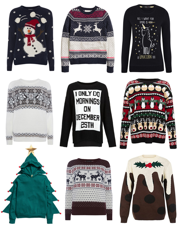 CHRISTMAS JUMPERS 2015