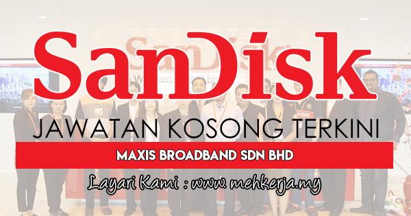 Jawatan Kosong Terkini 2018 di Sandisk Storage Malaysia Sdn Bhd
