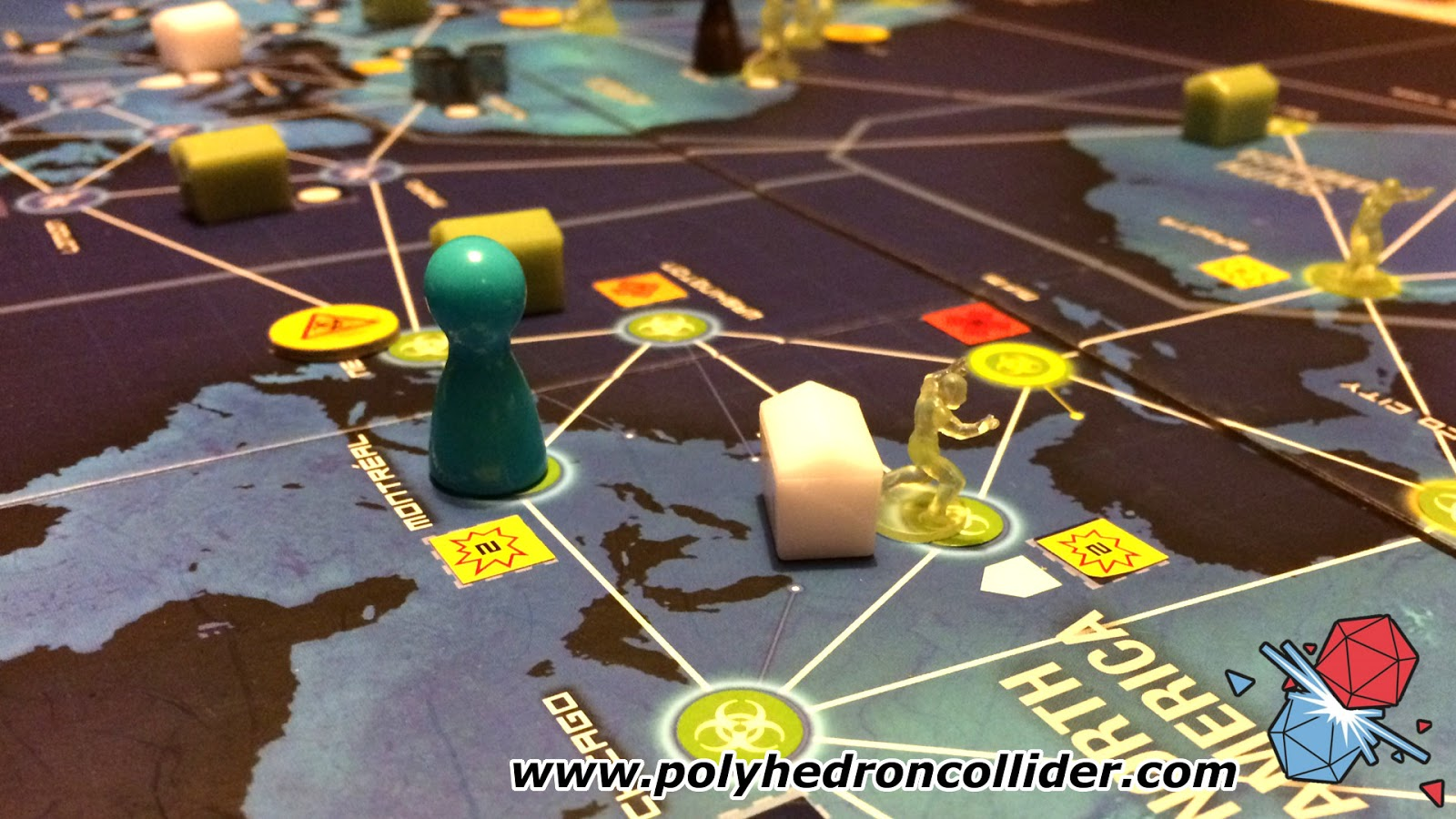 My Most Played Games of 2016 | Polyhedron Collider
