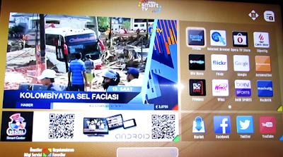 Full HD 400 Hz HD Uydu Smart LED TV özellikleri tanıtımı