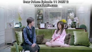 SINOPSIS Drama China 2017 - Dear Prince Episode 11 PART 2