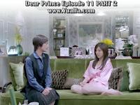 SINOPSIS Drama China 2017 - Dear Prince Episode 11 PART 2