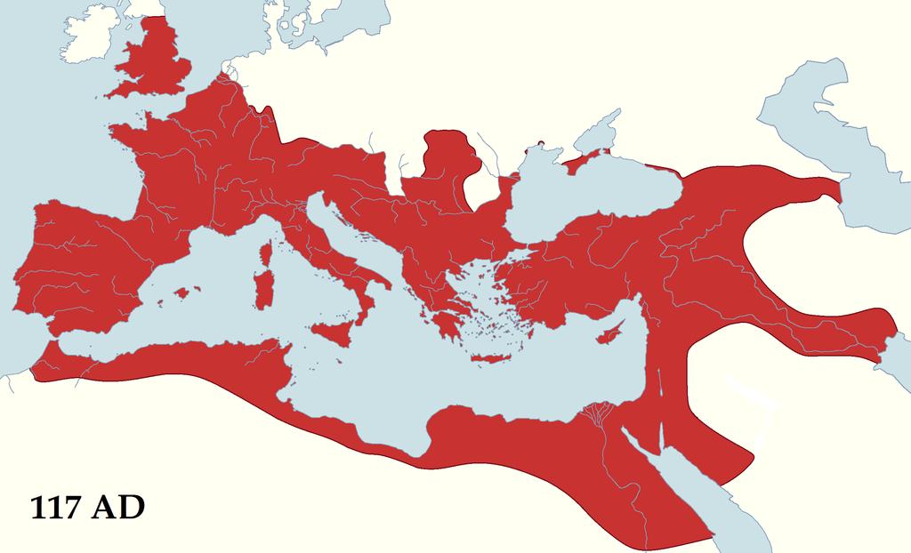 Mapa Imperio Romano Mudo.Almacen De Clasicas Mapas Mudos De La Expansion Del Imperio