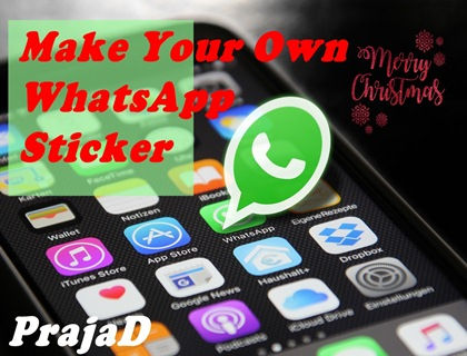WhatsApp Trick: Make Personal Stickers for Whatsapp