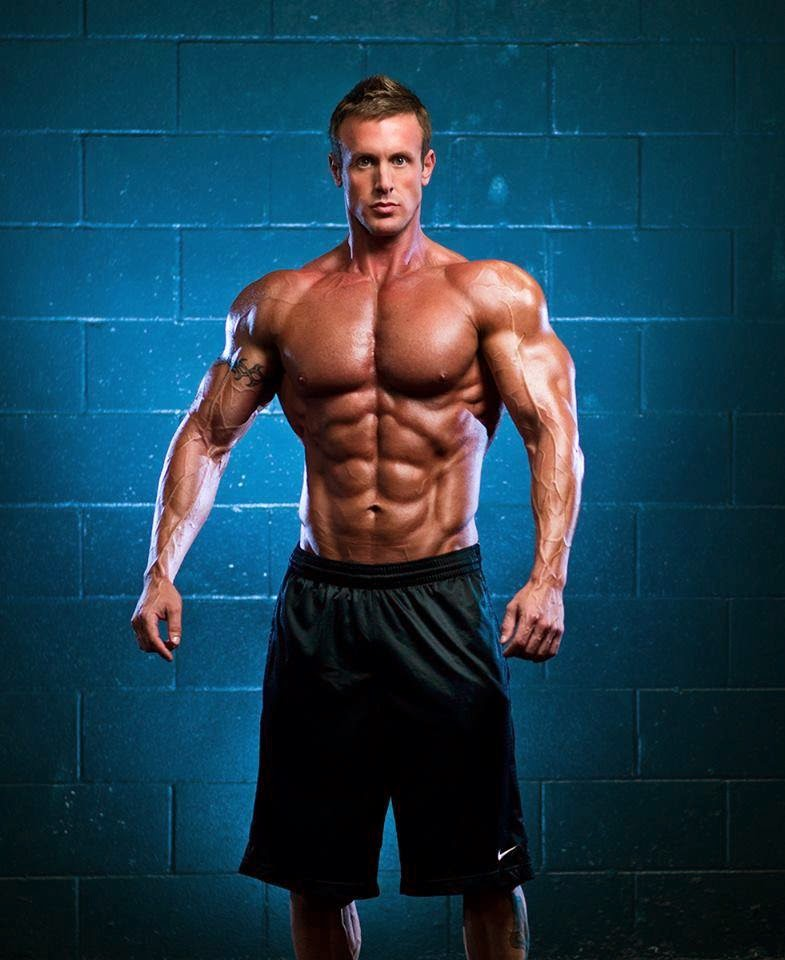 Daily Bodybuilding Motivation: Hot Ripped Abs Man Jason