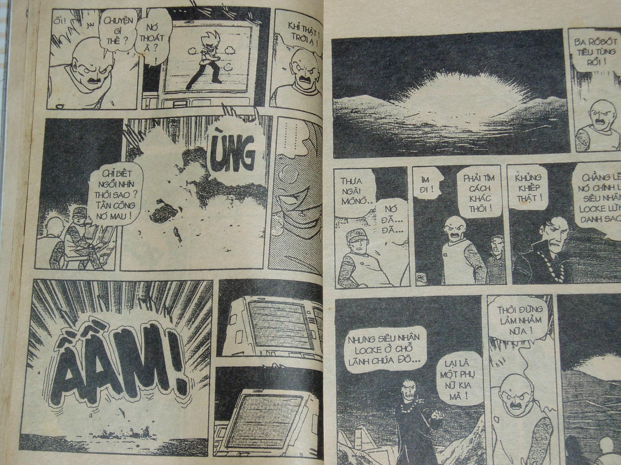 Siêu nhân Locke vol 18 trang 12