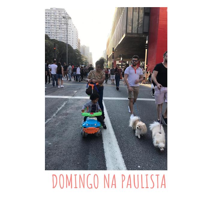 3 MOTIVOS PARA VOCÊ IR CURTIR O DOMINGO NA PAULISTA