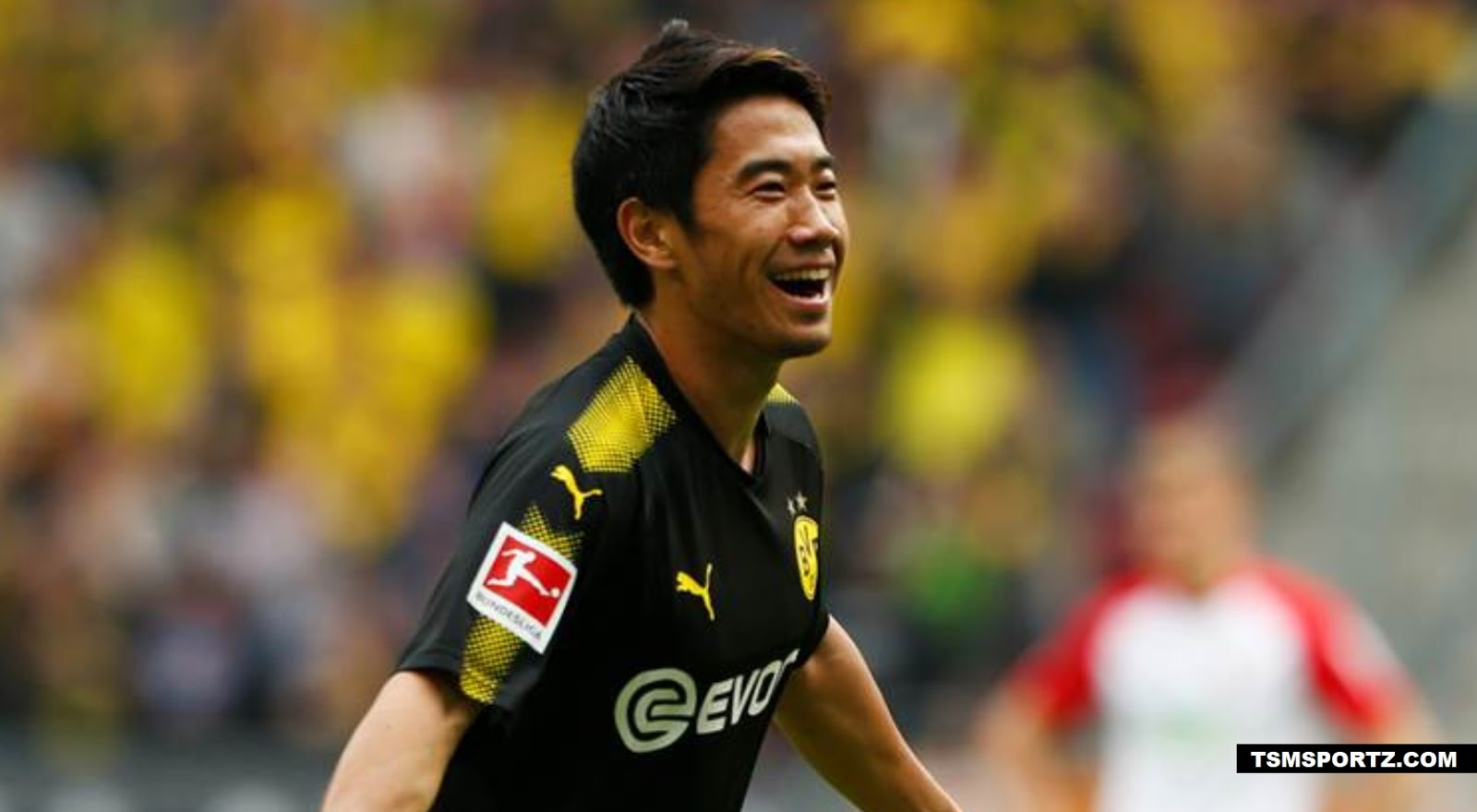 Shinji Kagawa highest paid Asian Footballer 2018