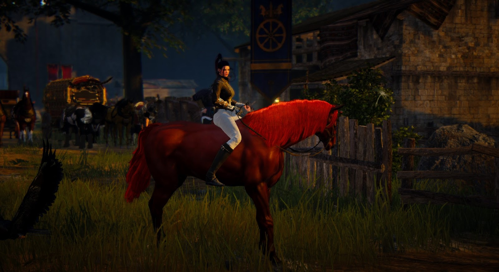 bdo how to get t7 horse
