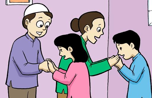 Cara Agar Anak Patuh Pada Orang Tua