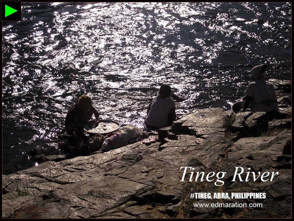 TINEG TOURIST SPOTS