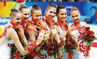 Сборной России по худ.гимнастике примененяет Кристаген и Пинеалон