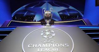 Daftar Tim Babak 16 Besar Liga Champions Eropa 2018-2019