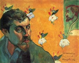 Imagen de Paul Gauguin a colores