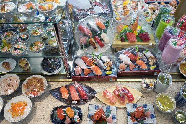 Who S Foods Ueno