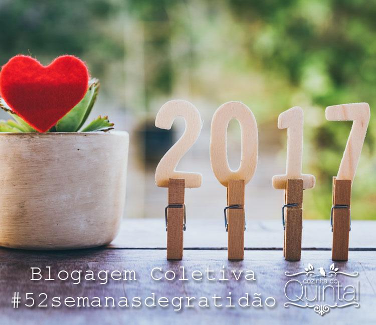 Blogagem Coletiva 52 Semanas de Gratidão