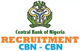 Central Bank OF Nigeria is Recruiting - Apply Now 2018/2019