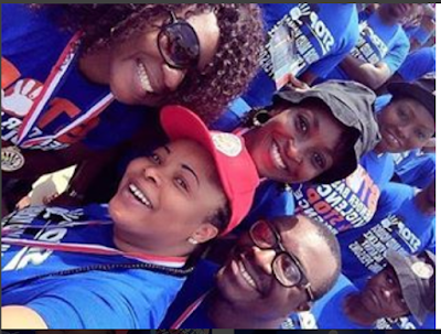 Kate Henshaw, Dayo Amusa, Chioma Akpota, Alibaba, Others Feature In Street Match