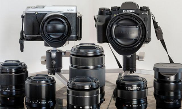 Mengenal Beberapa Keunggulan Kamera Fujifilm Mirrorless dan DSLR