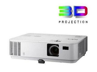 Projector NEC 3d