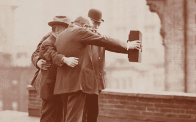 Image result for 1920 selfie