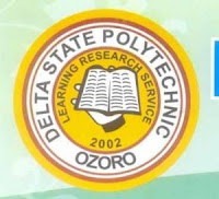 DELTA POLY, OZORO 2018/2019 Post-UTME Admission Form is Out