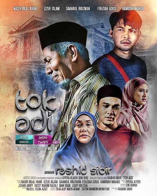 Tonton Drama Tok Adi Episod 3