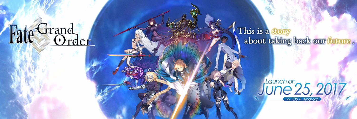 Fate/Grand Order is now available in EN