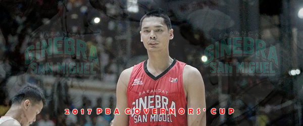 List of Leading Scorers Brgy. Ginebra San Miguel 2017 PBA Governors' Cup