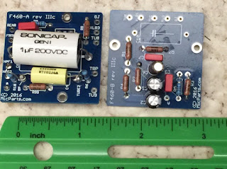 12-251 circuit boards BUILD YOUR OWN V-TWIN TUBE CONDENSER MICROPHONE
