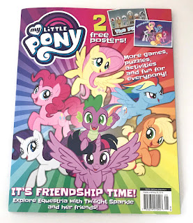New Issue of My Little Pony Magazine Now in US