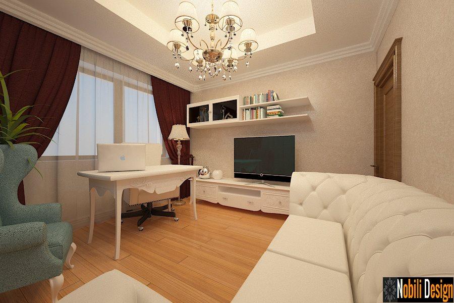 Design interior apartament clasic de lux Constanta-Design Interior-Amenajari Interioare-case clasice
