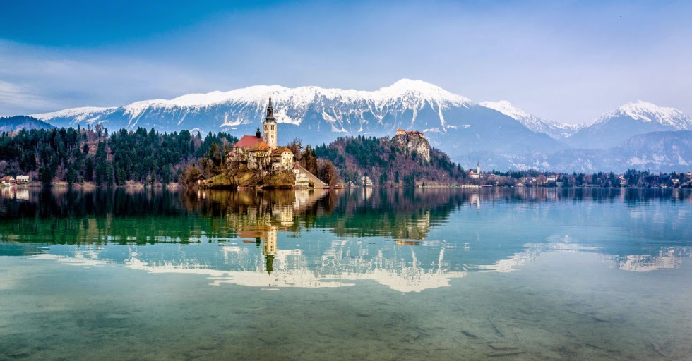 Lake Bled – a Picturesque Alpine Retreat in Slovenia ...