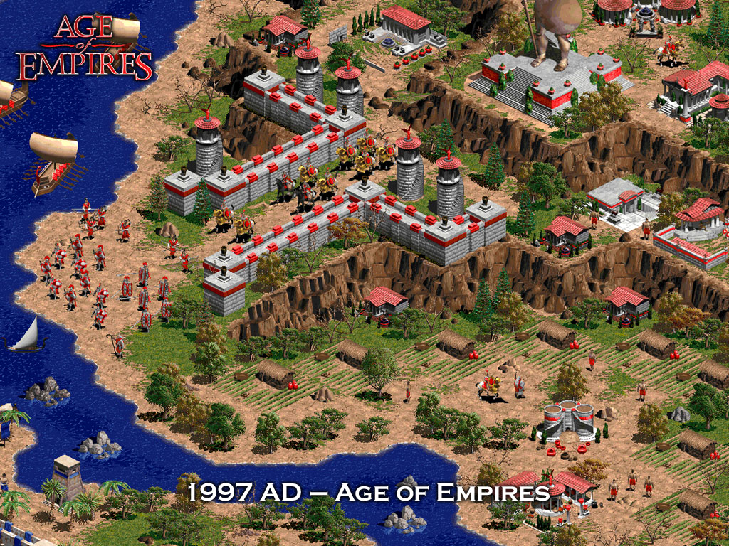 Age of Empires 2 HD Edition [RUS]. Скачать игры.