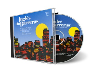 Inglés Sin Barreras – Audio CD 12