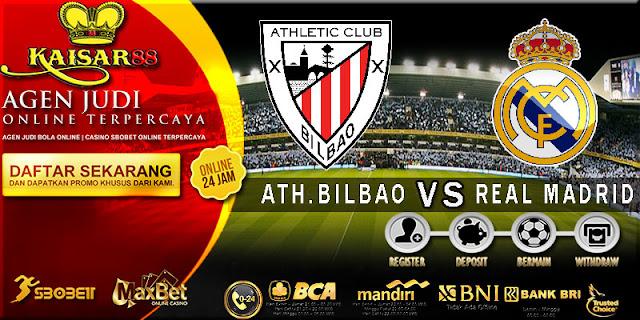 PREDIKSI TEBAK SKOR JITU ATH.BILBAO VS REAL MADRID 16 SEPTEMBER 2018