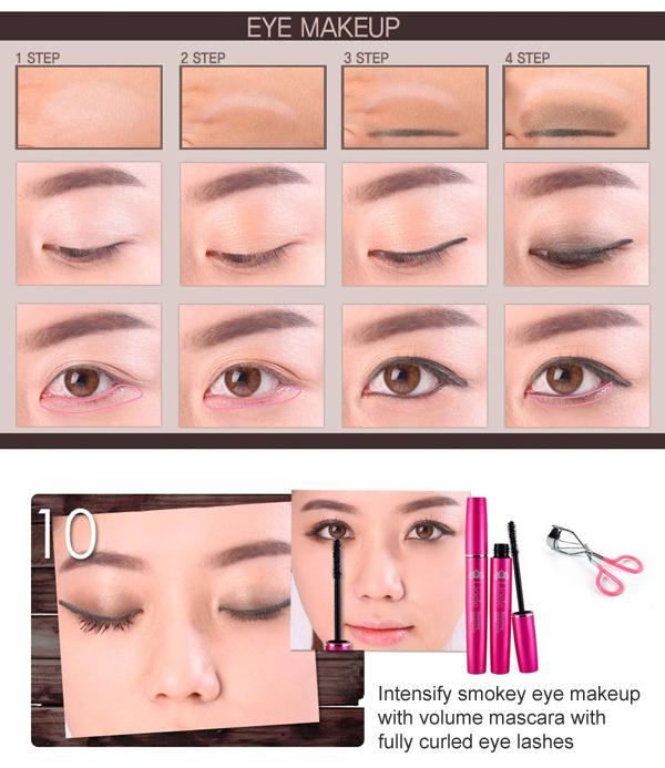 Beauty Yours Korean Makeup Tutorial