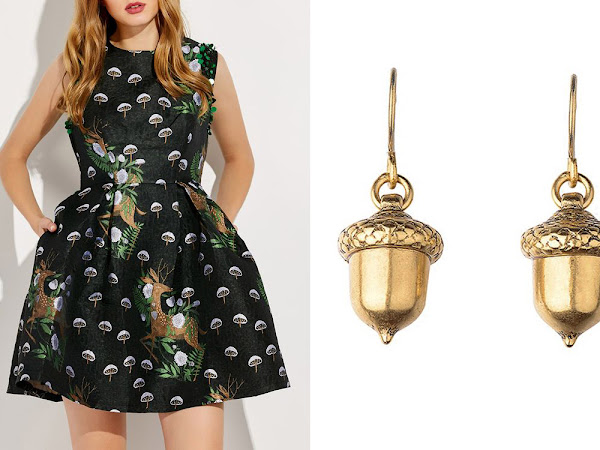 Outfit ideas: lovely things from forests unknown