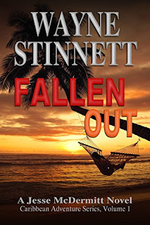 Fallen Out - an action / adventure by Wayne Stinnett
