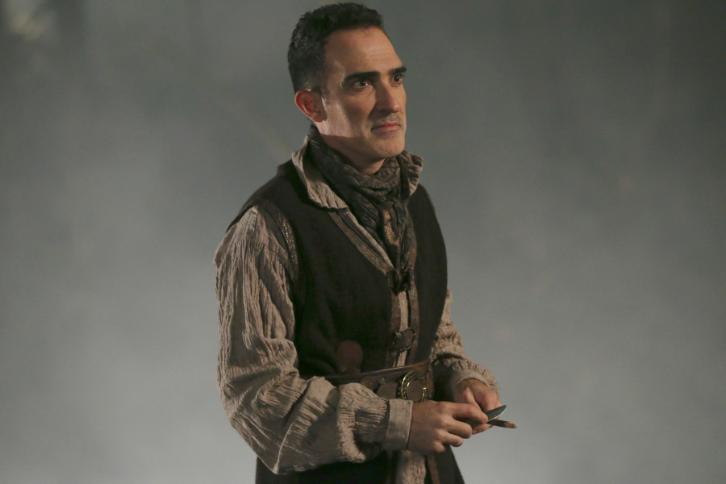 Once Upon a Time - Season 6B - Patrick Fischler Returning